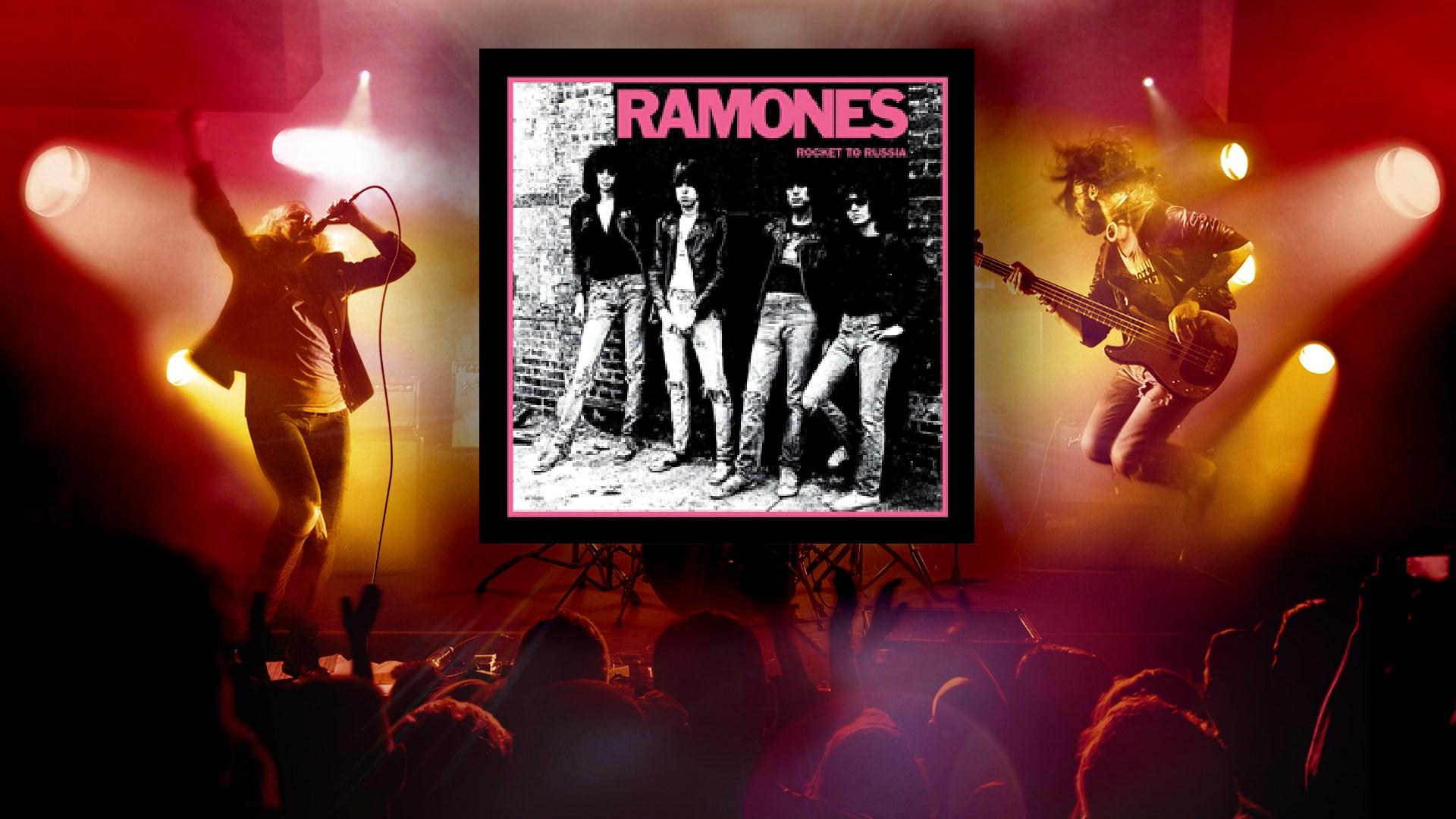 """""""Teenage Lobotomy"""" - Ramones"""