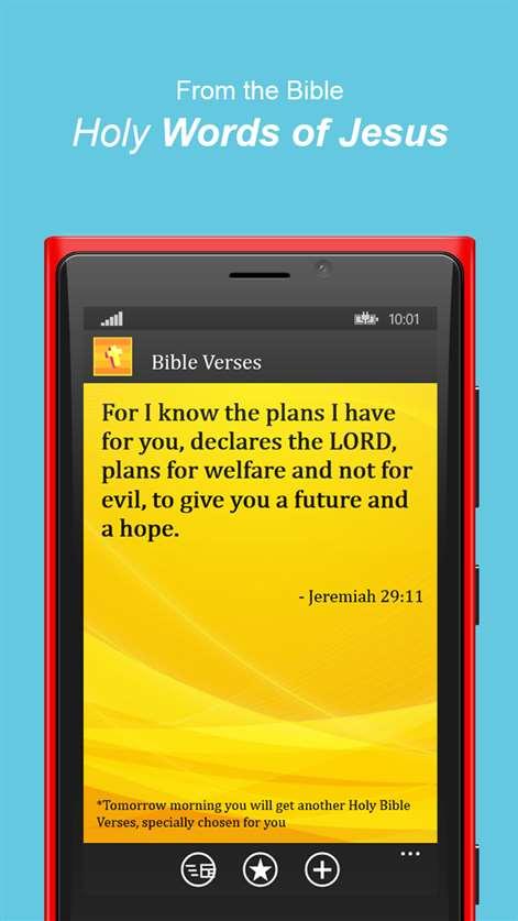 Bible Quotes Daily Screenshots 1