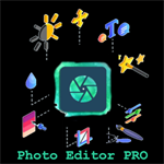 Photo Editor PRO ! ™ Logo