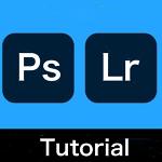 Tutorial For Adobe Photoshop CC and Lightroom CC Logo