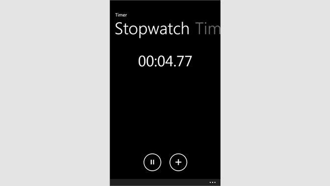 Get Timer - Microsoft Store