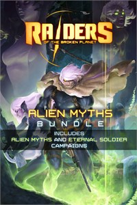 Raiders of the Broken Planet - Alien Myths Bundle