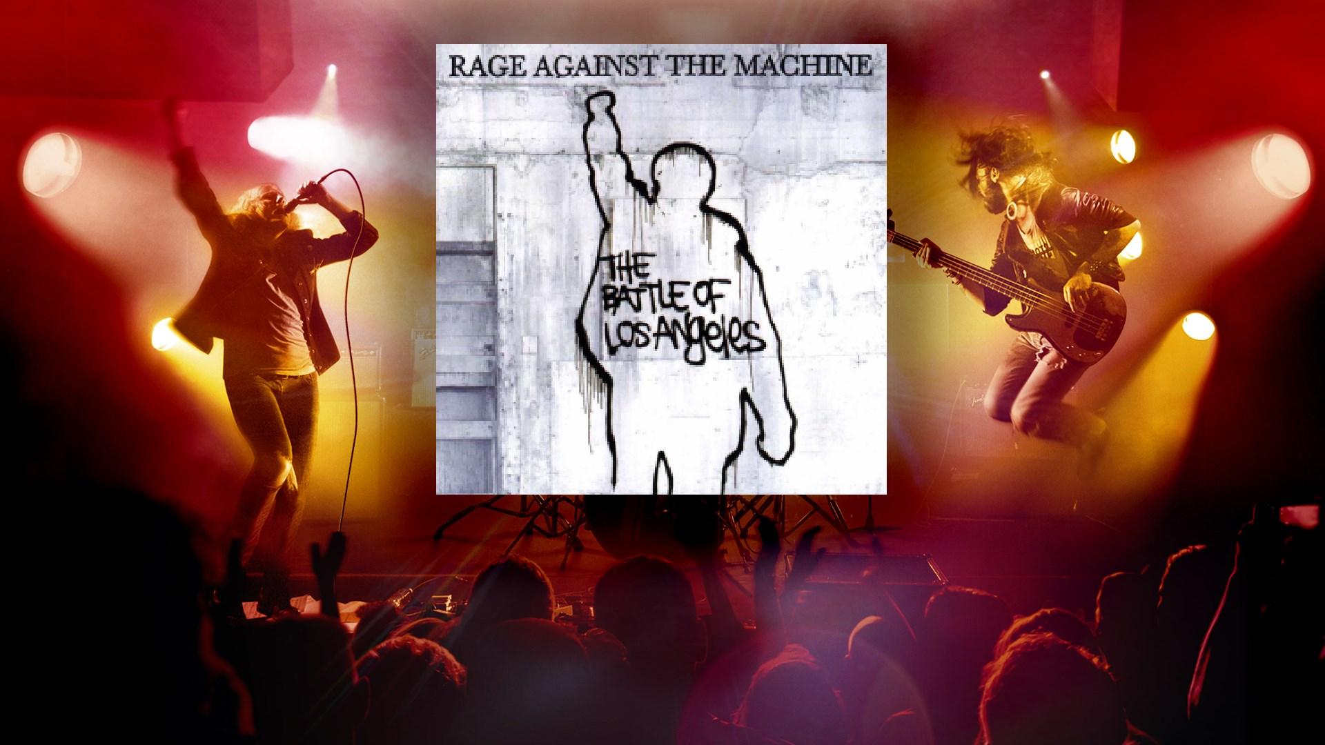 """Guerrilla Radio"" - Rage Against the Machine"