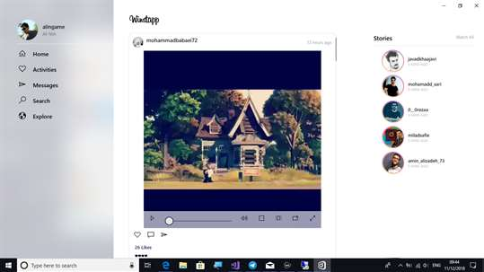 Winsta - An Instagram Universal Experience PC Download Free