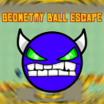 Geometry Ball Escape Logo