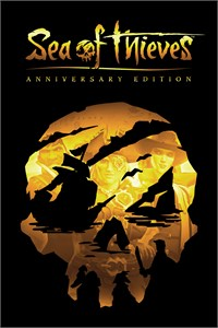 Carátula del juego Sea of Thieves: Anniversary Edition