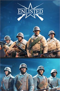 "Enlisted - ""Battle of Moscow"" Machine Gun Bundle"