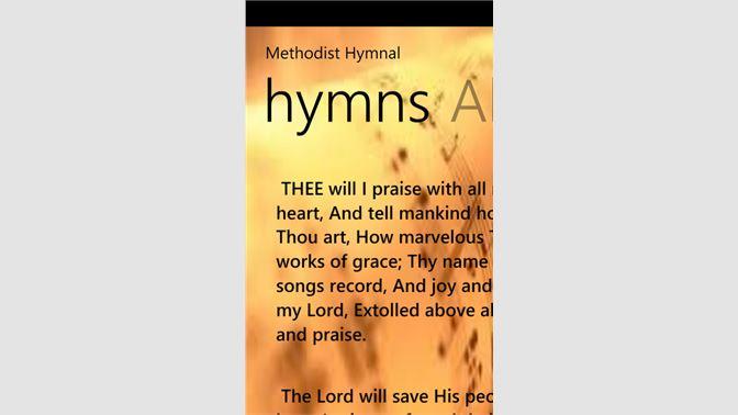 Get Methodist Hymnal - Microsoft Store