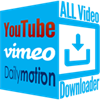 Youtube Vimeo Dailymotion Video Downloader