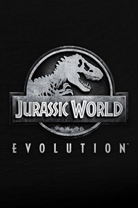 Carátula del juego Jurassic World Evolution