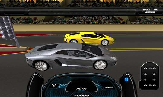 Drag Racing 3D Rush Rivals screenshot 4