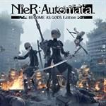 NieR:Automata™ BECOME AS GODS Edition Logo