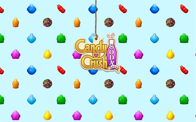 Candy Crush Wallpapers Screenshot