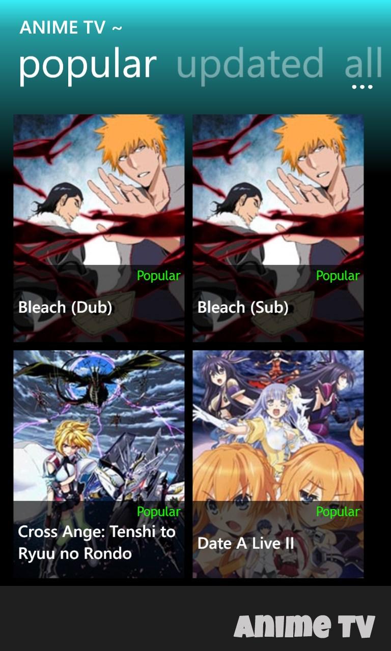 Anime Stream TV