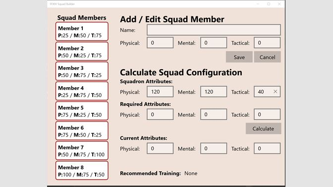 Get FFXIV Squad Builder - Microsoft Store