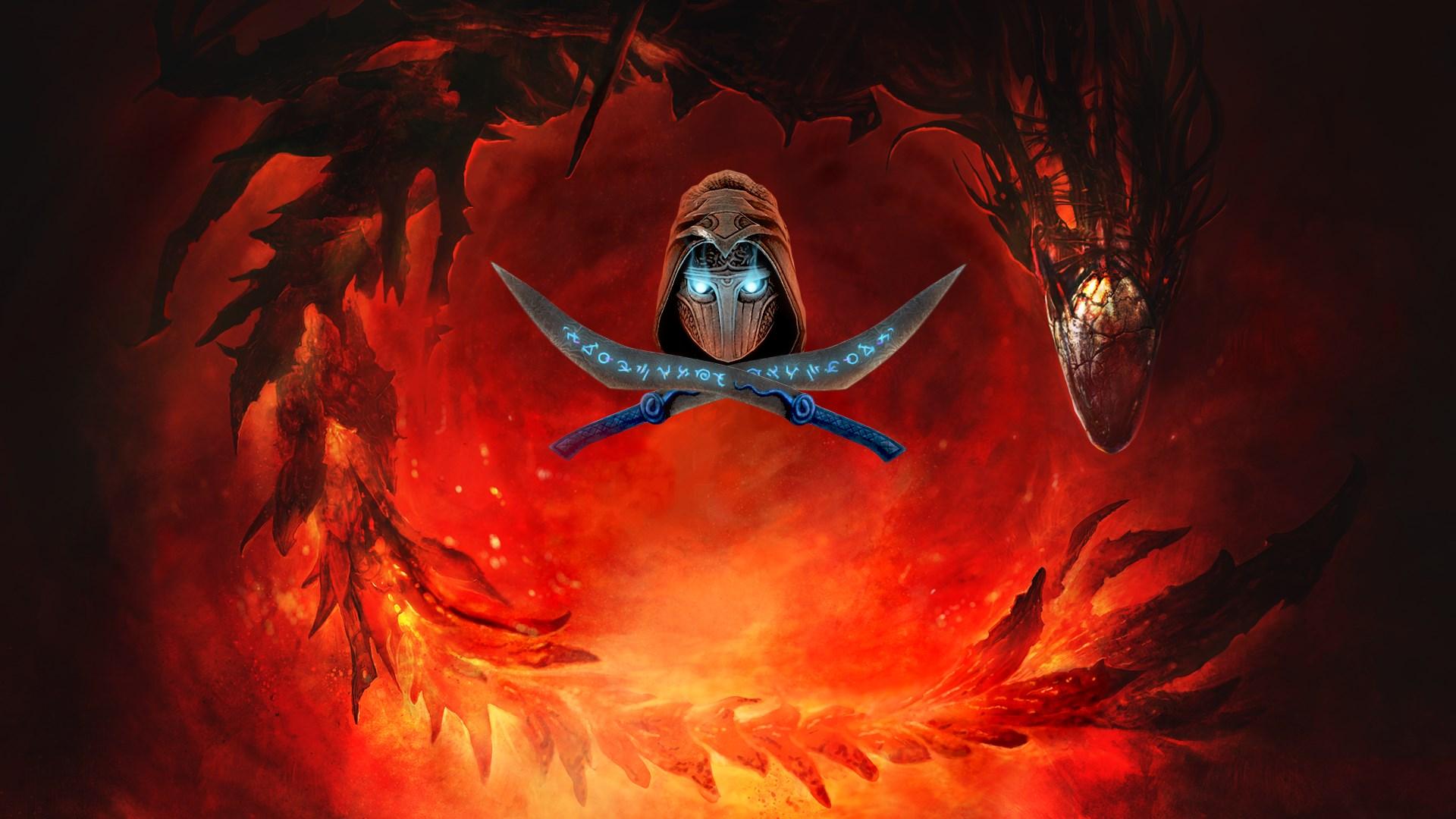 Van Helsing III: Umbralist Epic Item Pack