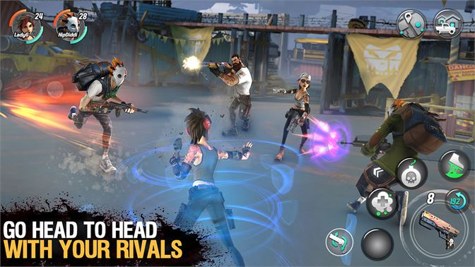 Get Dead Rivals - Zombie MMO - Microsoft Store