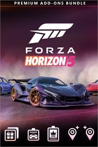 Pacote de Complementos Supremo do Forza Horizon 5