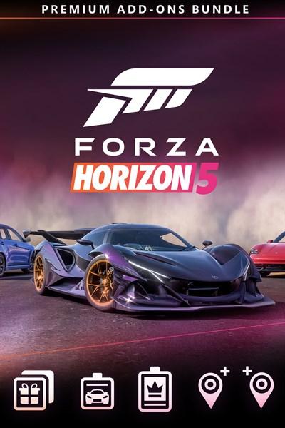 Forza Horizon 5 Premium Add-Ons Bundle
