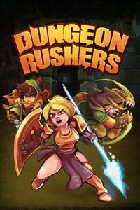 Carátula para el juego Dungeon Rushers: Crawler RPG de Xbox 360