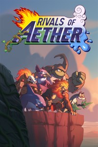 Carátula del juego Rivals of Aether