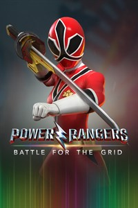 Lauren Shiba - Super Samurai Ranger
