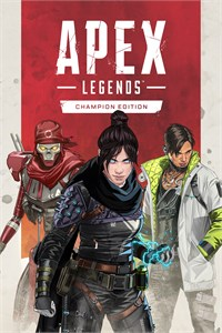 Carátula del juego Apex Legends - Champion Edition