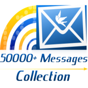 50000+ Messages Collection