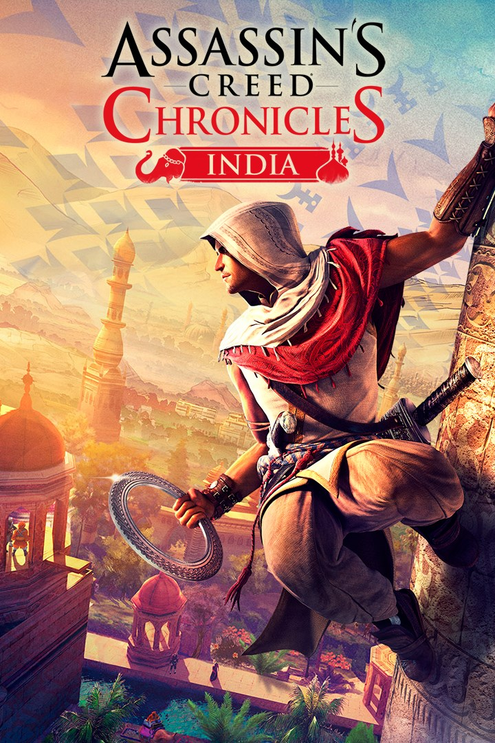 Buy Assassin S Creed Chronicles India Microsoft Store En Ca
