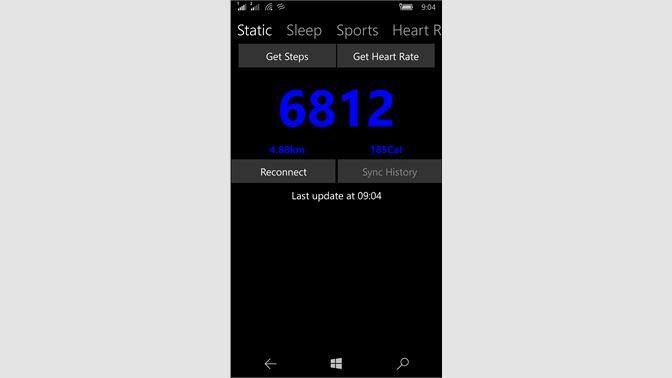 Get Mi Band 3 Companion - Microsoft Store