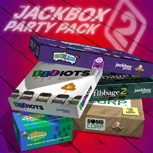 Der Jackbox Party-Pack 2 Xbox One