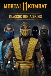 Klassic Arcade Ninja Skin Pack 1
