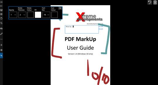 PDF Markup screenshot 5
