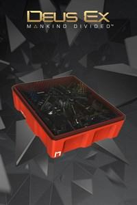 Deus Ex: Mankind Divided - Weapon Parts Pack (x300)