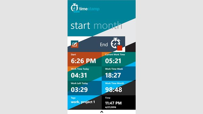 Buy Time Stamp Pro - Microsoft Store
