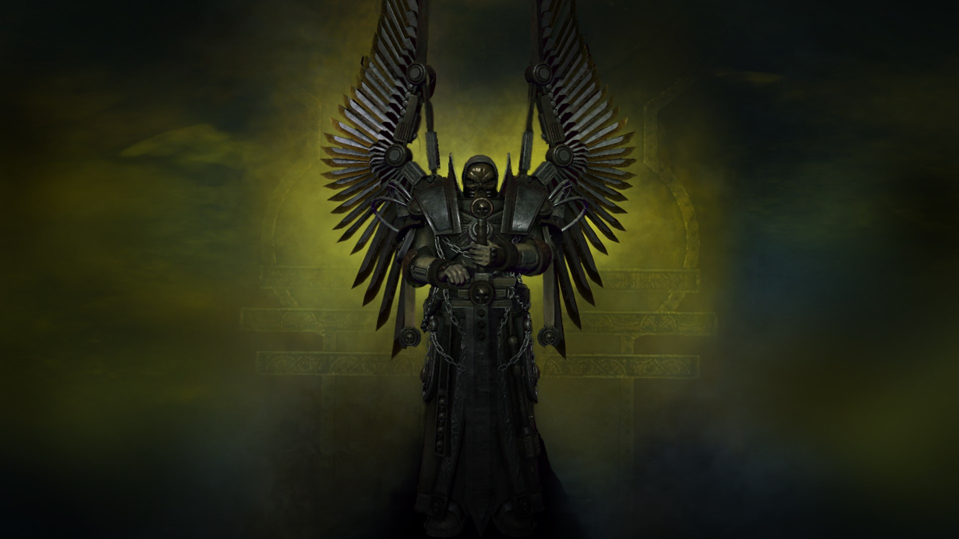 Warhammer 40,000: Inquisitor - Martyr   Imperial decoration