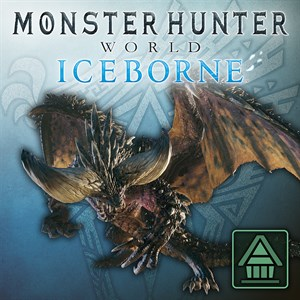 Figura de monstruo de MHW:I: Nergigante Xbox One