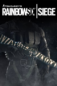 Zebra Weapon Skin