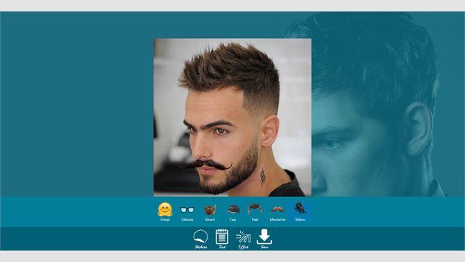 Get Men Hair Style : Photo Editor - Microsoft Store