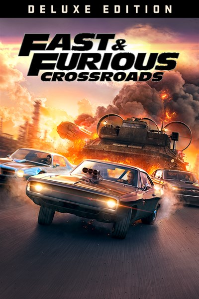 FAST & FURIOUS CROSSROADS: Deluxe Edition