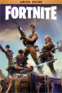 Fortnite — улучшение Deluxe до Limited Edition