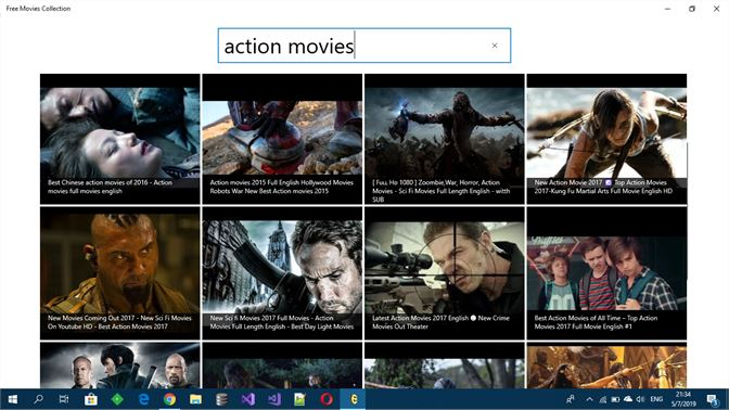 Get Free Movies Collection - Microsoft Store en-TT