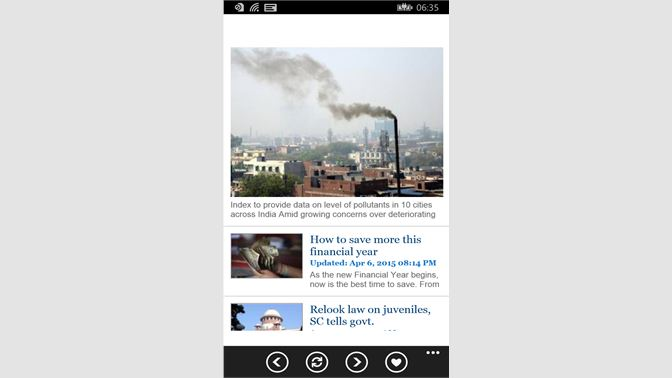 Get Indian News Paper - Truly Indian - Microsoft Store