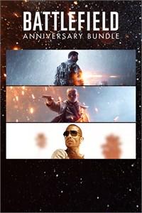 Carátula del juego Battlefield Anniversary Bundle