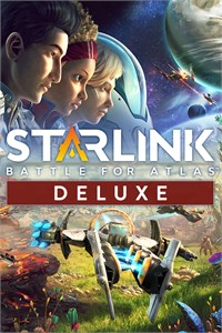 Carátula para el juego Starlink: Battle for Atlas - Deluxe edition de Xbox 360