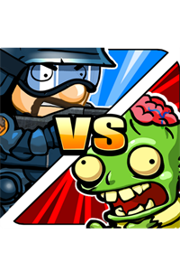 SWAT and Zombies - Metal Soldiers VS Zombie