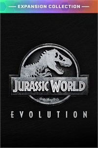 Carátula del juego Jurassic World Evolution: Expansion Collection
