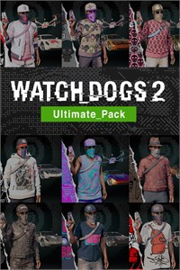 WATCH_DOGS 2 - Ultimate Pack 1