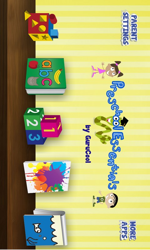 Learning Games for Kids and Toddlers