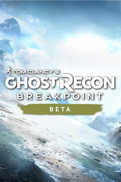 Tom Clancy's Ghost Recon Breakpoint - BETA